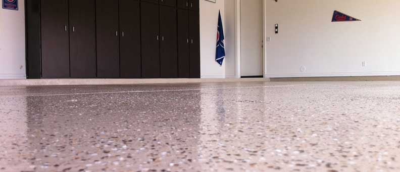 Epoxy Flooring Las Vegas Garage Floor